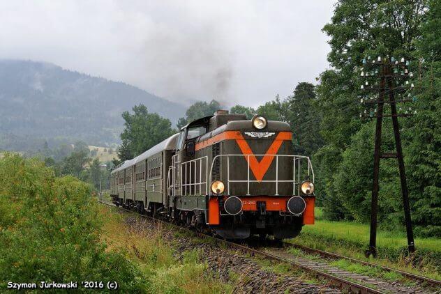 Pociąg transwersalny